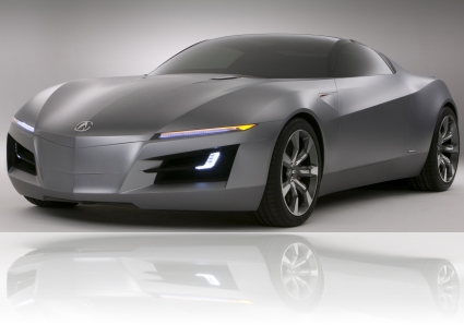 Acura NSX 2008 Concept