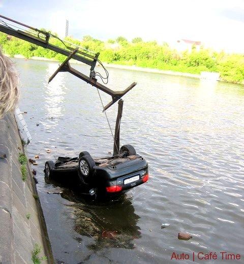 Audi A4 nehoda
