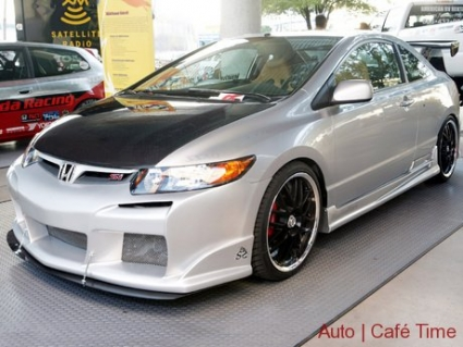 Honda Civic Tuning foto