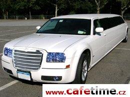Limuzína, Limuzíny pronájem, Limuzína s řidičem, Chrysler GALAXY Edition
