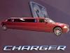 Limuzína, Limuzíny pronájem, Limuzína s řidičem, Dodge Charger