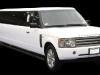 Limuzína, Limuzíny pronájem, Limuzína s řidičem, Limuzína Land Rover