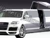 Limuzína, Limuzíny pronájem, Limuzína s řidičem, Audi Q7
