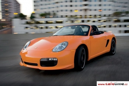 Limited Edition Porsche Boxster & Boxster S