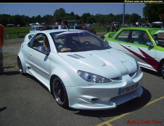 peugeot 206 tuning. Peugeot 206-tuning-3