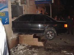 autonehoda fotka