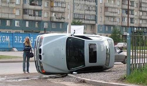 Kuriózní nehody