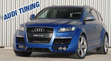 PPI Ice Tuning Audi Q7 - Auto | Café Time