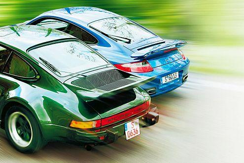 Porsche 911 Carrera - Bombastická videa
