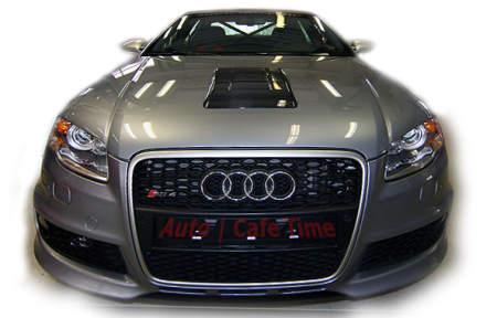 MTM Audi RS4 Clubsport - Brutálních 535 koní pod kapotou (VIDEO)