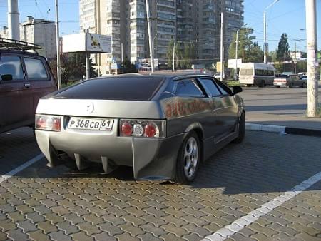 Lamborghini Gallardo a tuning z východu