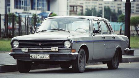 Luxusní vozy z Ruska