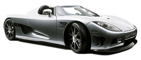 Koenigsegg super auto