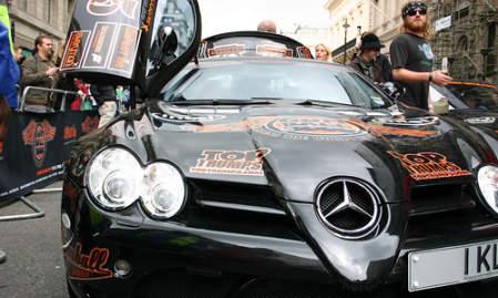 Gumball 3000 - 2008 - Super káry opět v akci