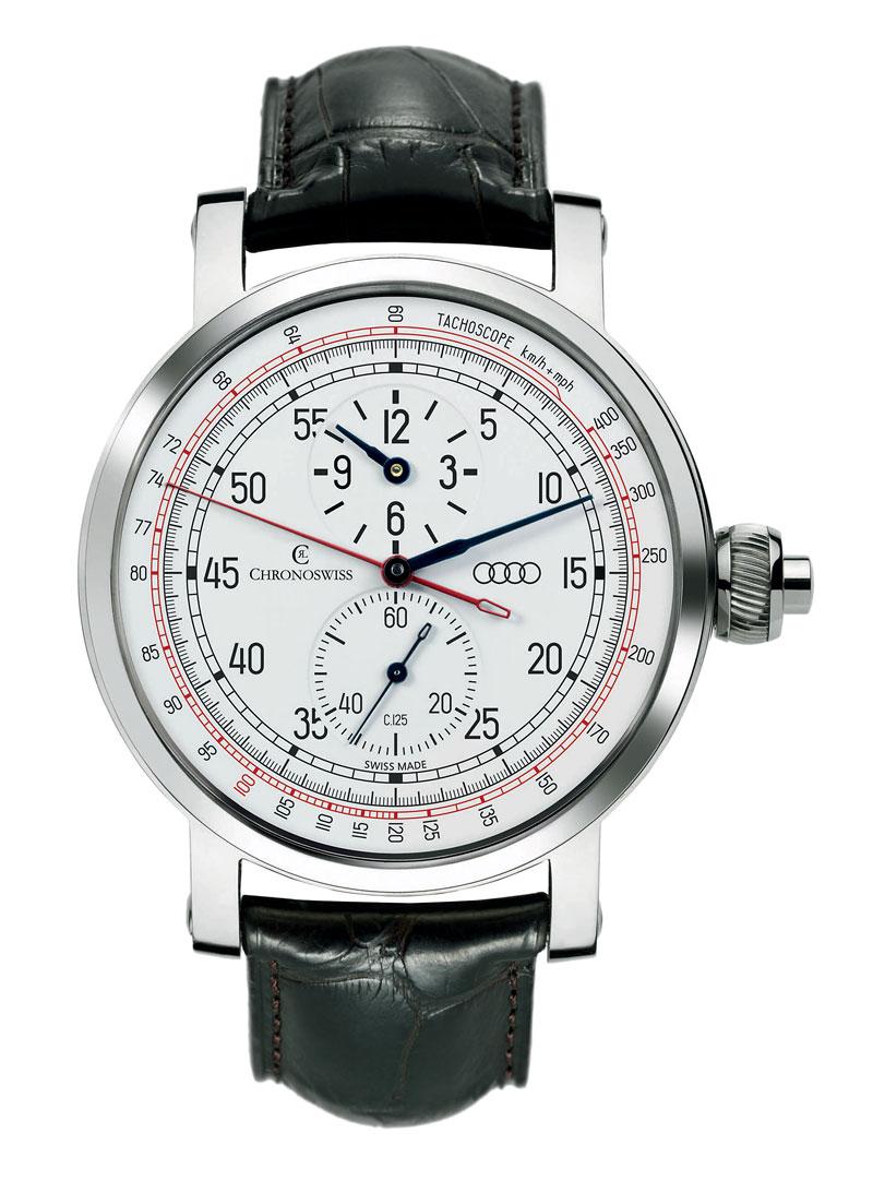 95b177811 Hodinky Audi – Limitovaná edice luxusních hodinek - Auto   Café Time ...